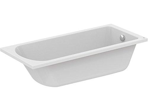 Ideal Standard Körperform-Badewanne Hotline neu, 1700x750x465mm, Weiß, K274601