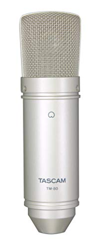 Tascam TM-80 Large Diaphagm Condenser Microphone