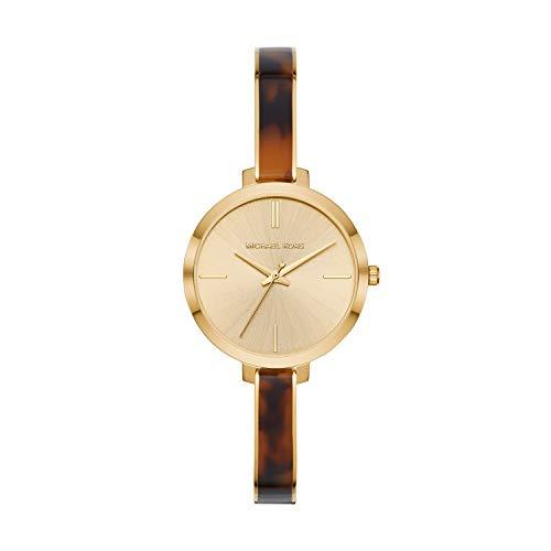 Michael Kors dames analoog kwarts horloge met roestvrij stalen armband MK4341