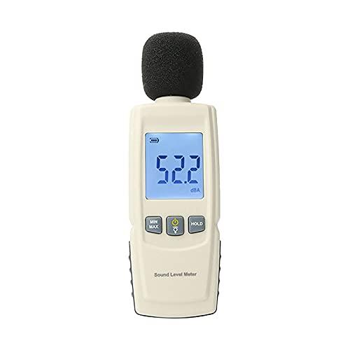 【超お得!2021最新型】Vongzhong 小型デジタル騒音計 デジタルサウンドレベル30db~130db 簡単、手軽に騒音測定 音量測定(騒音計 騒音 測定器 計測器) クリアなデジタル騒音計 デシベル計 テスター 30-130dB LCDバックライト イズ対策テスター サウンドレベルメーター デシベルモニター検出器 騒音検出器 騒音測定器 ノイズ測定器 ノイズオーディオ検出器 診断ツール 騒音レベル測定 音量測定 手軽に音圧測定
