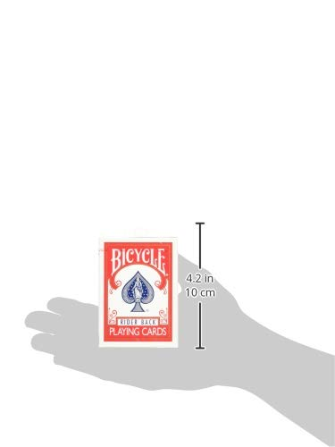 U.Sプレイング・カード社『BICYCLERIDERBACK』
