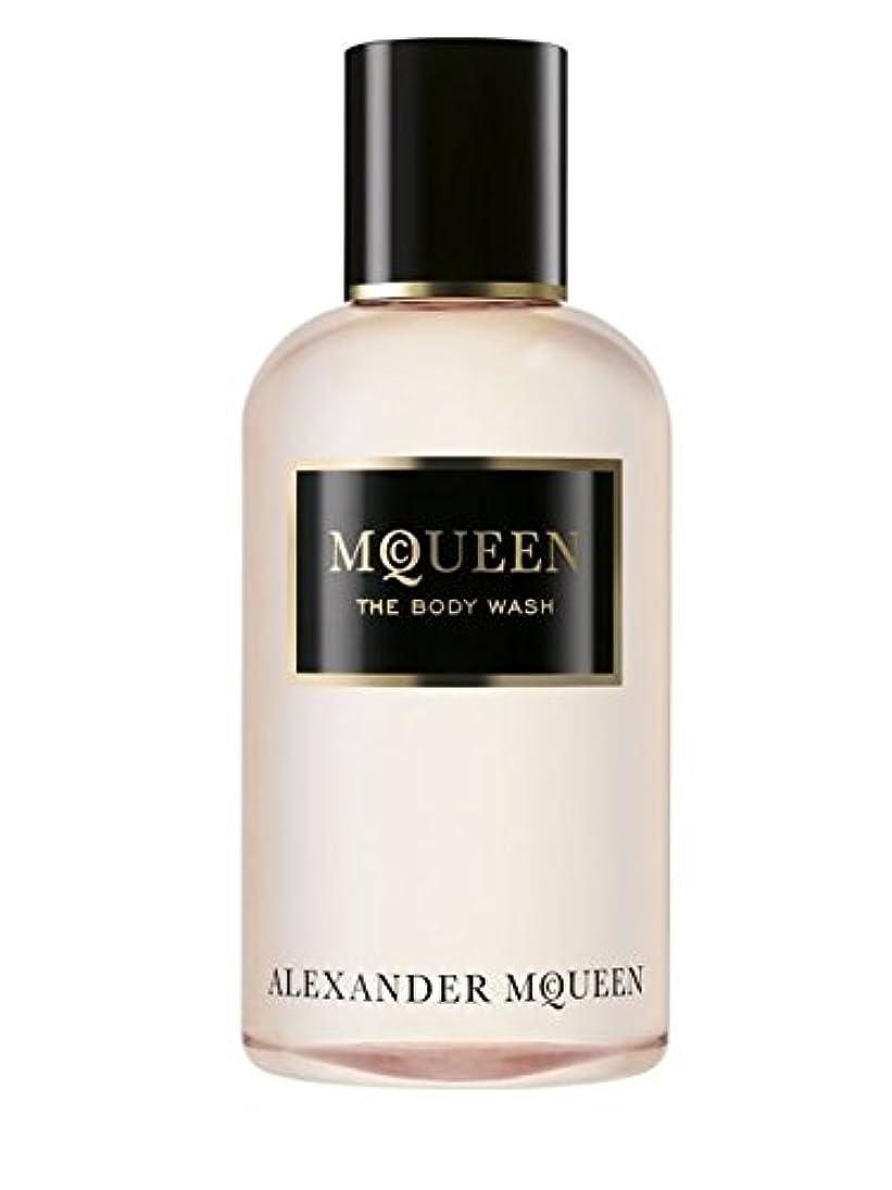 縁石ストラップ使用法McQueen (マクイーン) 8.4 oz (250ml) Body Wash by Alexander McQueen for Women