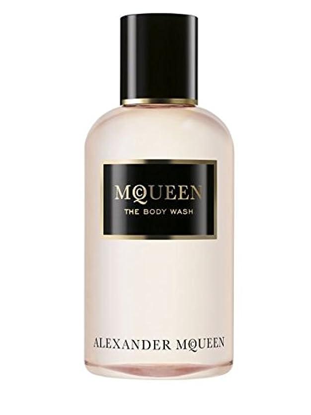 支出砦作曲するMcQueen (マクイーン) 8.4 oz (250ml) Body Wash by Alexander McQueen for Women