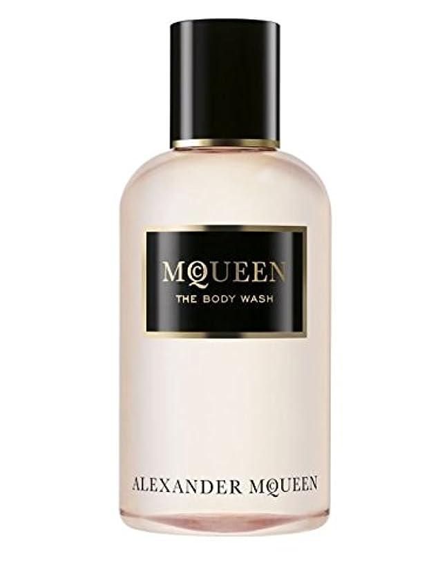 劣る著名な消防士McQueen (マクイーン) 8.4 oz (250ml) Body Wash by Alexander McQueen for Women