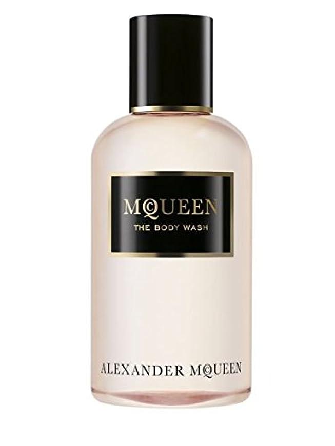 悔い改め葉っぱ休日McQueen (マクイーン) 8.4 oz (250ml) Body Wash by Alexander McQueen for Women