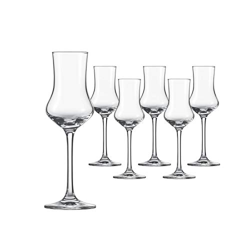 Schott Zwiesel 120518 CLASSICO Gläserset, Glas, transparent