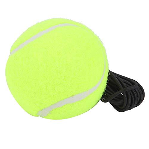 Tennisbal Enkele praktijk Robuuste tennis Beginner Trainingsbal Multifunctioneel 4M elastische rubberen koord voor…