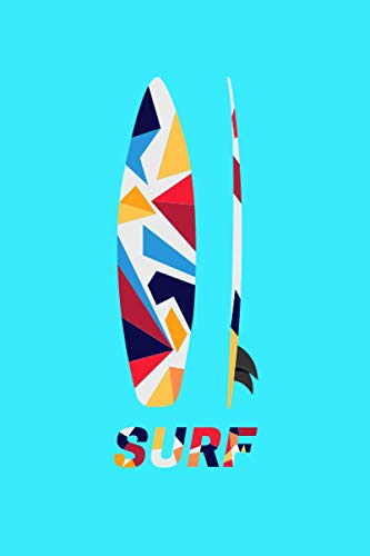 Surf notebook: Amazing book Journal for Surf lovers