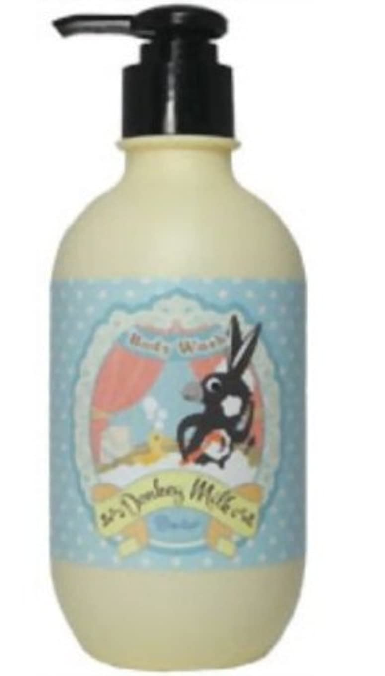 健全保存する意図的ベニコ ドンキーミルク ボディウォッシュ 300ml