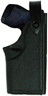 Safariland 6520 EDW Holster SLS and Adjustable Angle, Clip-On Belt Loop, Black, STX Plain, Taser X26