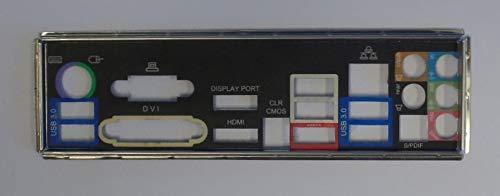 ASRock FM2A85X Extreme6 Rev.1.05 - Blende - Slotblech - IO Shield #156461