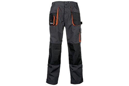 Terratrend JOB Bundhose, Farbe graun/schwarz/orange, Größe 62