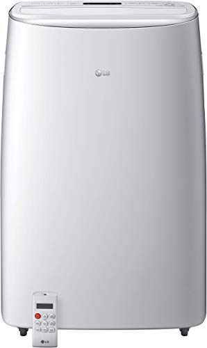 LG LP1419IVSM 14,000 BTU 115V Dual Inverter Technology Portable Air Conditioner, White (Renewed)