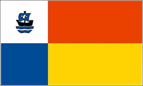 U24 vlag vlag Almere 90 x 150 cm