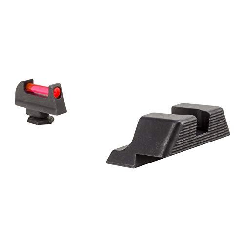 Trijicon, Fiber Sight Set, Glock Models 42 and 43