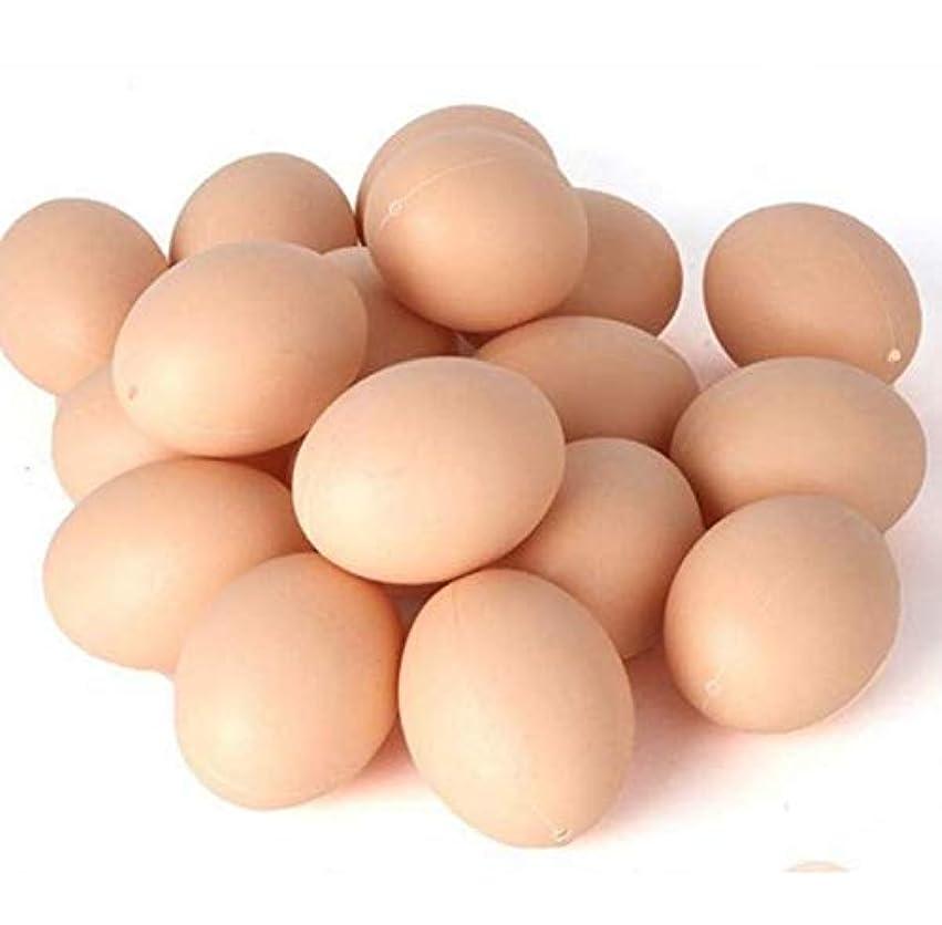 怪物引き出しアレキサンダーグラハムベルiLuvic 偽の卵 フェイクチキンエッグ プラスチック製 10個の卵模型 子供のおもちゃ 装飾 かわいい