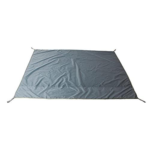 Linsition Picnic Blanket - Coperta da picnic, impermeabile, pieghevole, per campeggio, spiaggia, parchi, escursioni