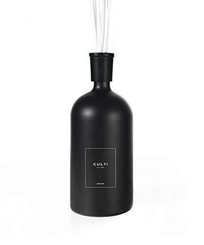 Culti Diffusore Bastoncini Stile Black Label da 4300 ml Milano | Fragranza Aramara, Arancia Amara e bergamotto - Durata...