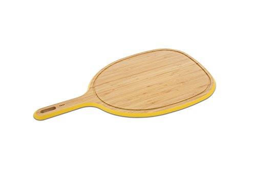 Pebbly NBA064 Planche à Poignée Bambou Beige 57 x 31 x 2 cm