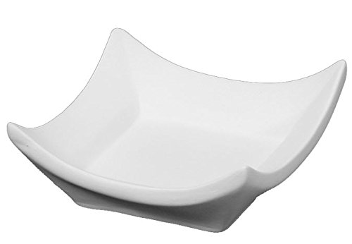 Little Square Condiment Dish - Fusible Glass...