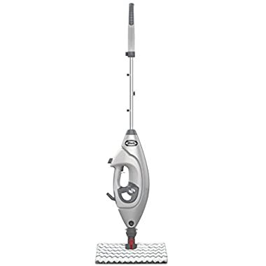 Shark Steam Pocket Mop Hard Floor Cleaner with Lift Away Garment Steamer, Steam Blaster Technology, and Intelligent Steam Control (S3973D)