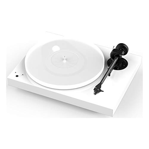 Pro-Ject - X1 Turntable (White)