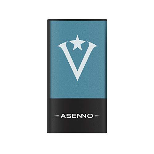 ASENNO SSD portatile 120 GB USB 3.0 unità a stato solido esterna per PC e Mac PSSD 120 GB