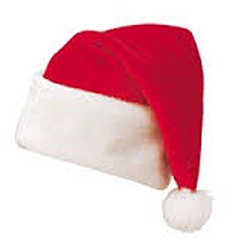 Mondial-fete - Bonnet Noël Pompon