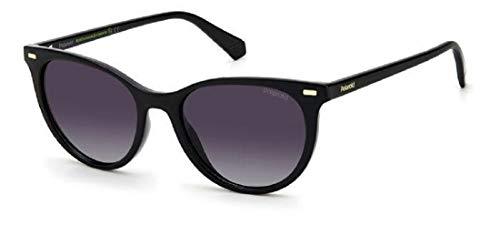 Polaroid Gafas de sol PLD 4107 S 807 WJ negro lentes polarizadas