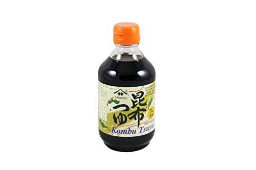 YAMASA Kombu Tsuyu 300ml, Würzsauce für Nudeln