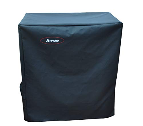 ATYARD Air Conditioner Cover for Outside Units-Durable AC Cover Water Resistant Fabric Windproof...
