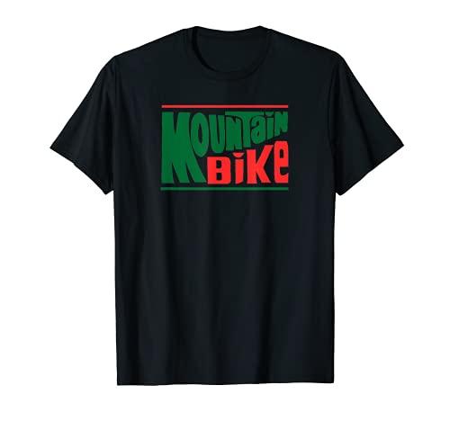 Bicicleta de montaña MTB Ciclismo Clásico para montar en rocío matutino Camiseta