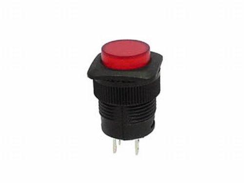 VS-ELECTRONIC - 300092 drukknop, LED-bel, blauw R1394B/B