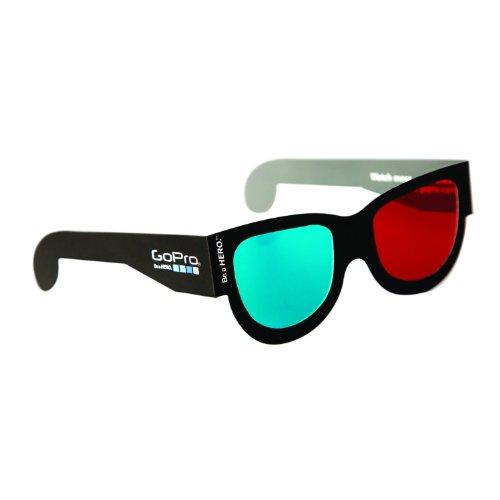 GoPro 3D Brille, schwarz