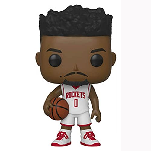 naiping NBA Pop Figure Russell Westbrook Chibi Vinly PVC Decor Collection Model Collector's Item