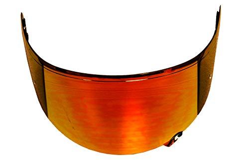 OZUSA Red Iridium CNS-1 Pinlock Ready Shoei Helmet Visor Tinted Shield GT-AIR GT Air 2 NEOTEC COG TC-9