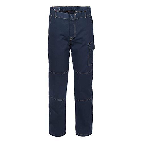 Rossini Trading Serio Plus+, Pantalone Unisex – Adulto, Blu, L