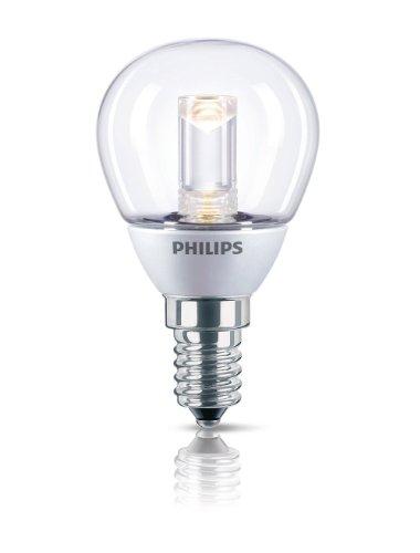 Philips 8727900899528 LED-lampen, rond, 2 W, E14, levensduur 15 jaar