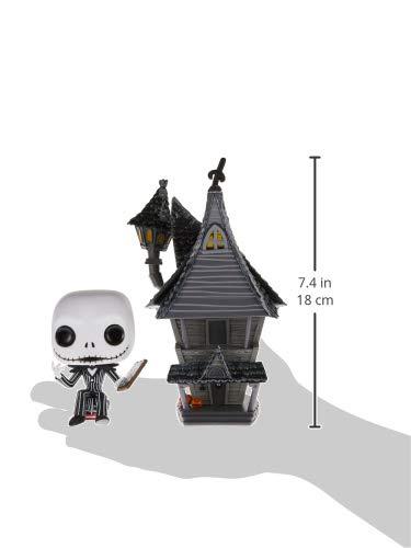 Pop! Figura De Vinil: Town: Nightmare Before Christmas - Jack - Jack's House 4