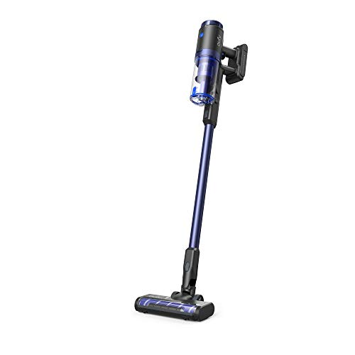 Anker Eufy HomeVac S11 Go(スティック型掃除機)【2層サイクロン / 120AWの吸引力 / コードレス設計 / 長時間バッテリー / ハンディ / 2way】(ブラック)