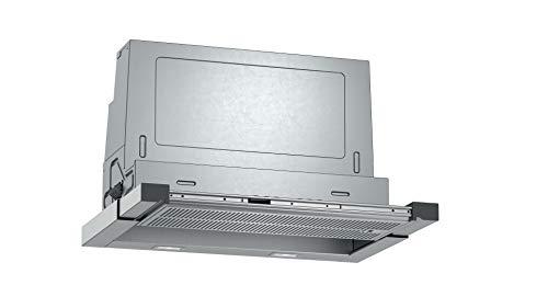 Neff D46ML54X1 Einbau-Dunstabzugshaube / Flachschirmhaube N70 / 60 cm / Energieeffizienzklasse A / edelstahl