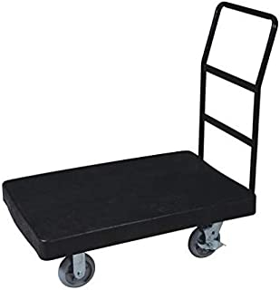 Utility Trolley And Bags - Black