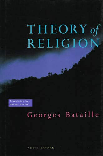 Theory of Religion (Zone Books)の詳細を見る