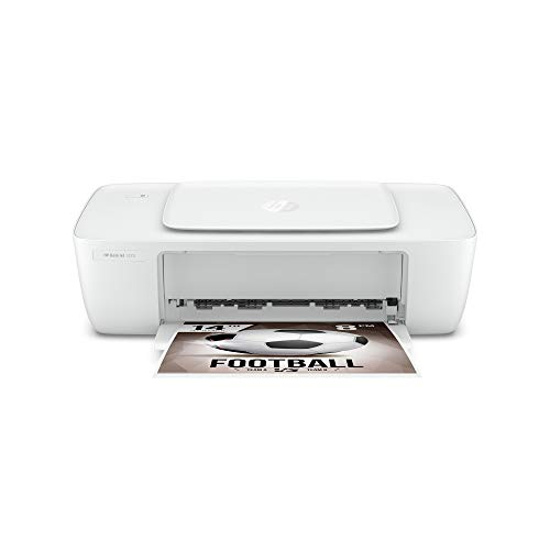 HP Deskjet 1212 Colour Printer for Home Use, Compact Size,...