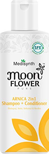 Moonflower Arnica 2-in-1 Shampoo + Conditioner | Supercritical Fluid Extraction Technology (SFE) 200ml