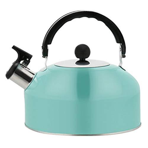 Artibetter やかん ケトル ティーポット ステンレス鋼 やかん 実用的 ゆでやかん ゆで急須 紅茶用
