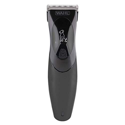 Wahl Pet Rechargeable Trimmer, Black, 1 Count (Pack of 1) (09639-5024)