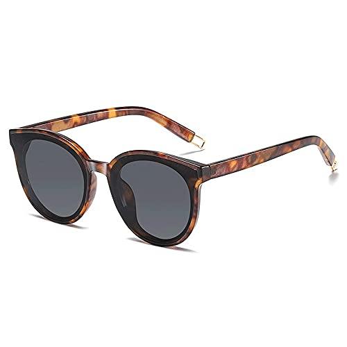 Miduer Gafas De Sol para Hombre,Gafas De Sol para Mujer Gafas De Sol Polarizadas Gafas De Sol Gafas De Sol De Hombre para Conducir Gafas De Sol Deslumbramiento Anti-UV (Color : Tortoiseshell)
