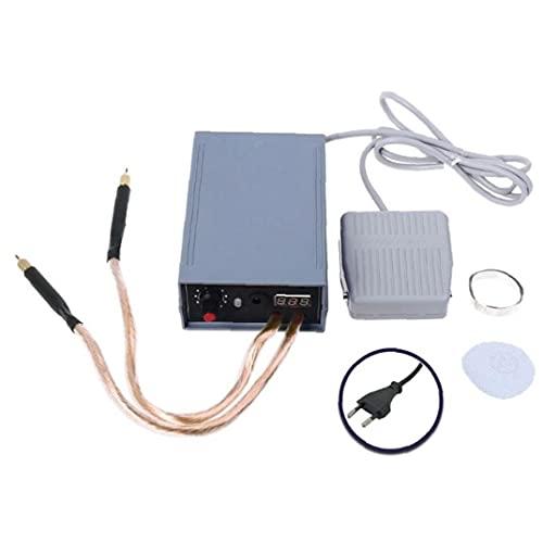 herramientas de soldadura electrónica 18650 soldadora por puntos 5000W de alta potencia ajustable Mini actual máquina de soldadura