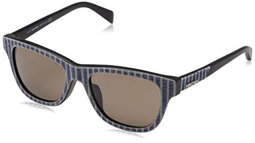 Diesel Gafas de sol, Multicolor (Multicolour), 54.0 Unisex Adulto